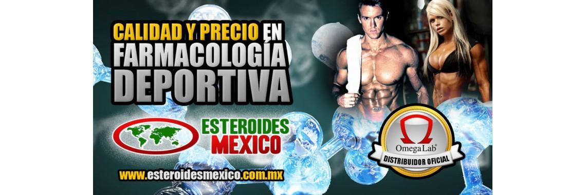 Esteroides Mexico