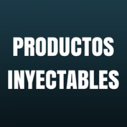 Productos Inyectables