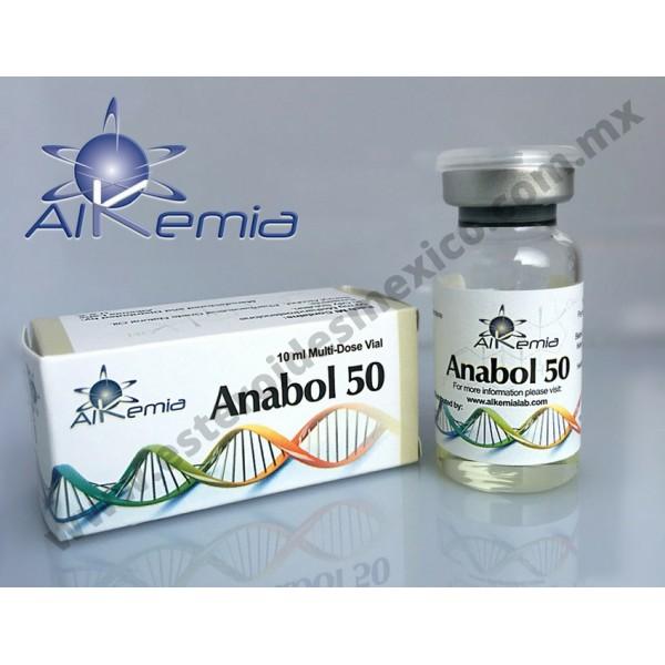 ALKEMIA - ANABOL 50
