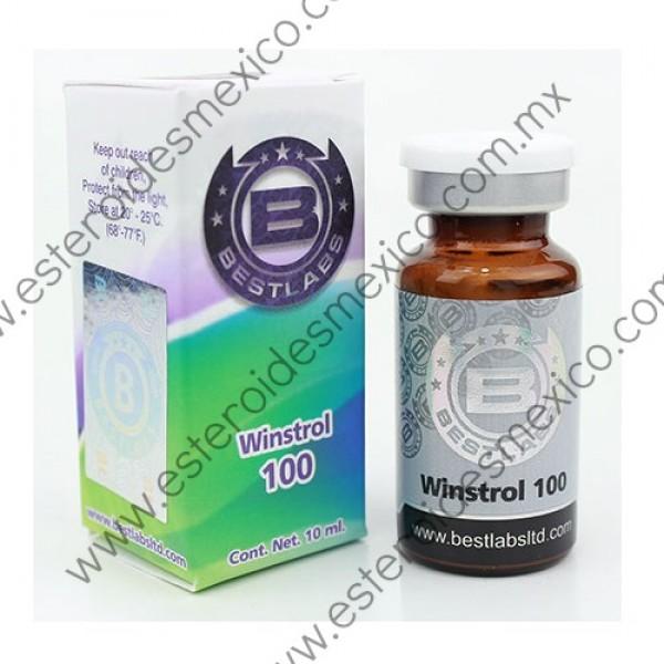 BEST LABS - WINSTROL 100  / 10ML