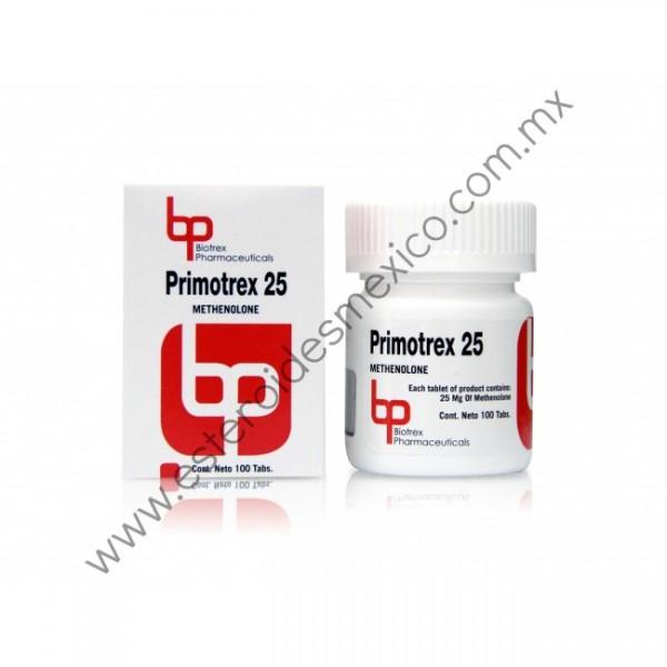 BIOTREX - PRIMOTREX 25 / 100 TABS
