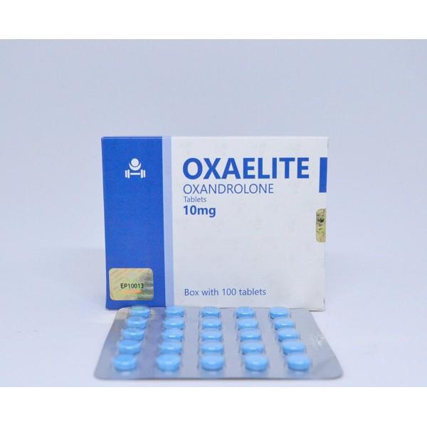 ELITE PHARMA - OXAELITE 10 / 100 TABS