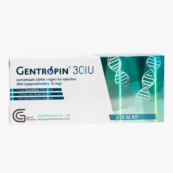 GENLI - GENTROPIN 210UI