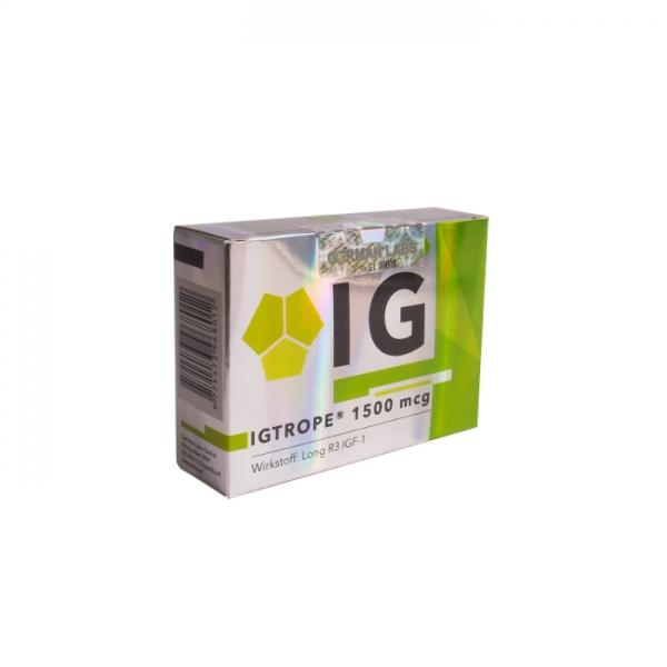 GERMAN LABS - IGTROPE 1500 MCG