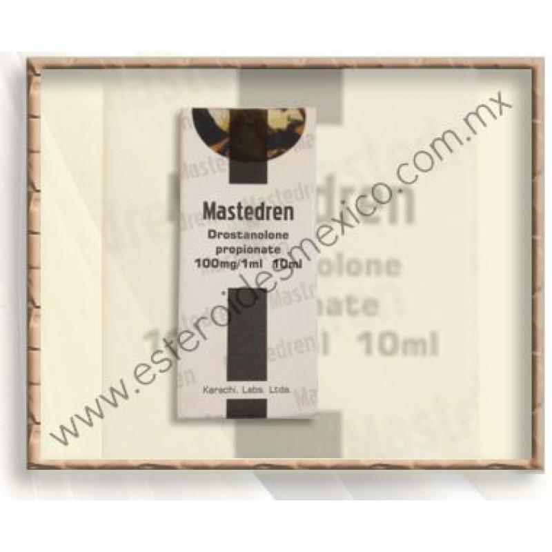 KARACHI - MASTEDREN 100 / 10ML :: ESTEROIDES MEXICO