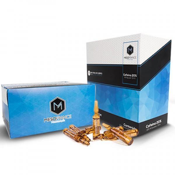 MESOFRANCE CAFEINA 20% (10 AMP X 5ML)