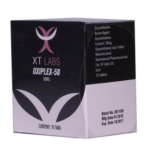XT LABS - OXIPLEX 50 / 100 TABS